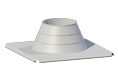 MK KOLEKT chimney system stainless steel deflector